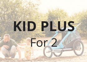 Kid for two plus button
