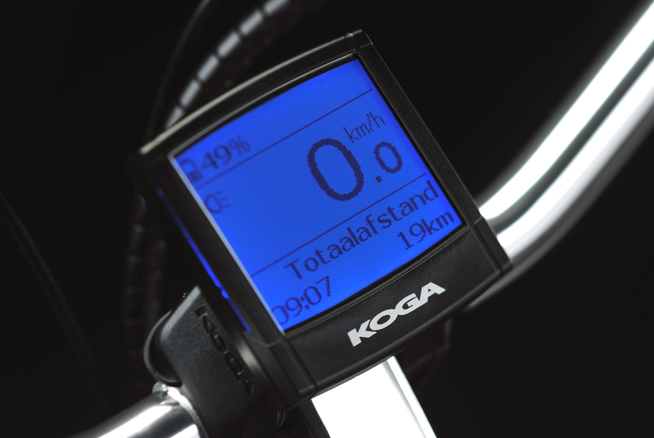 Koga Hd electric display