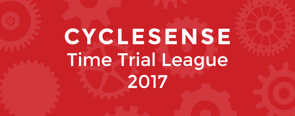 Cyclesense time trial league 2017