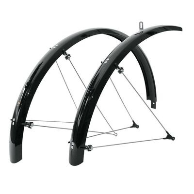 SKS Bluemels Mudguard Set Black 28""
