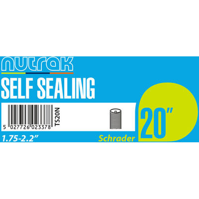 "NUTRAK 20x1.75 - 2.125"" Schrader - self-sealing"