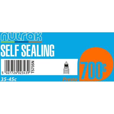 NUTRAK 700x35 - 45C Presta - self sealing