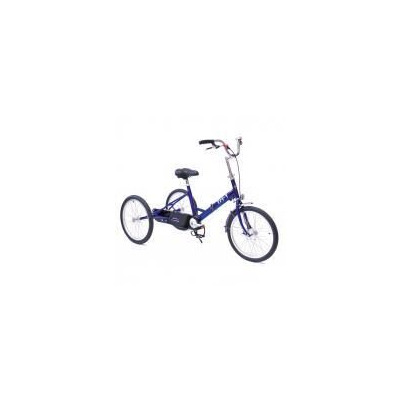 "PASHLEY Tri 1 15"" Crystal Sea Blue  click to zoom image"