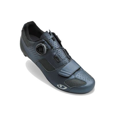 GIRO Espada (Boa) Women's Road Cycling Shoes Metallic Charcoal/Silver