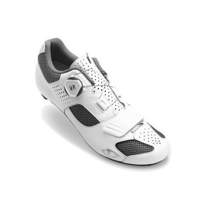 GIRO Espada (Boa) Women's Road Cycling Shoes White/Silver