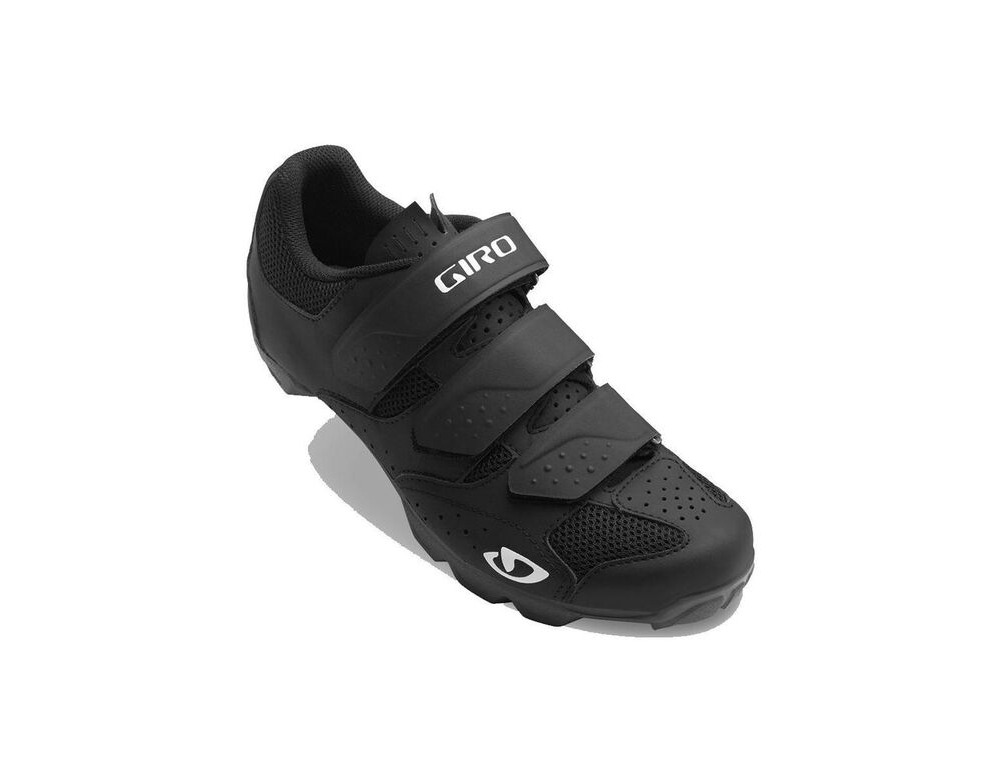GIRO Riela Rii Women's MTB Cycling Shoes Black click to zoom image