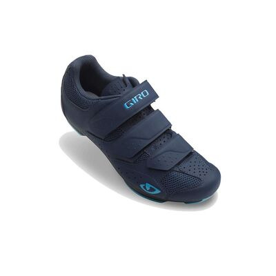 GIRO Rev Women's Road Cycling Shoes Midnight/Iceberg