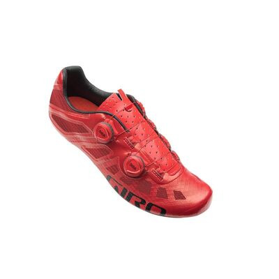 GIRO Imperial Road Cycling Shoe Bright Red