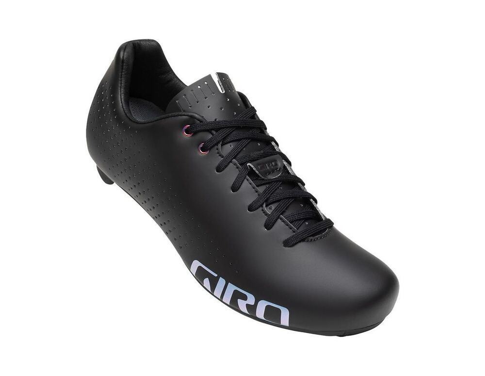 GIRO Empire Women's Road Cycling Shoes Black click to zoom image
