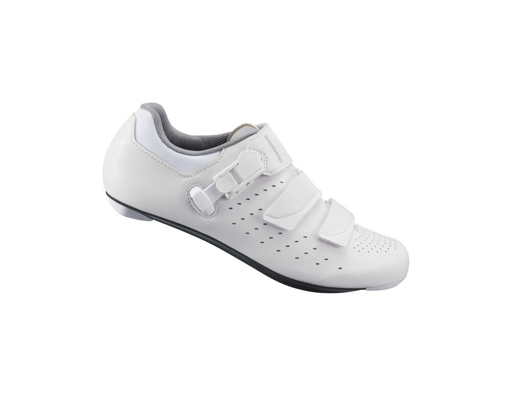 SHIMANO RP3W (RP301W) SPD-SL Women's Shoes, White click to zoom image