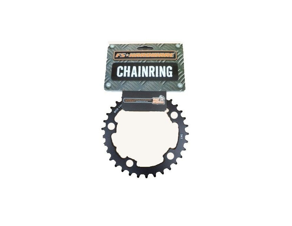 FAT SPANNER 110bcd Chainring click to zoom image
