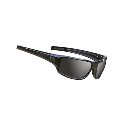 TIFOSI Bronx Full Frame Sunglasses Gloss Black/Smoke