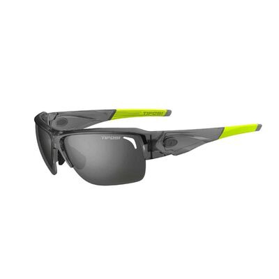 TIFOSI Elder Sl Single Lens Sunglasses Crystal Smoke