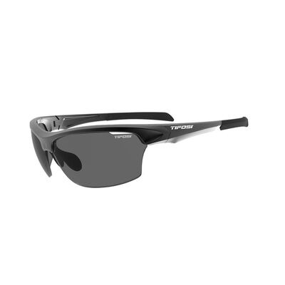 TIFOSI Intense Single Lens Sunglasses Gloss Black/Smoke