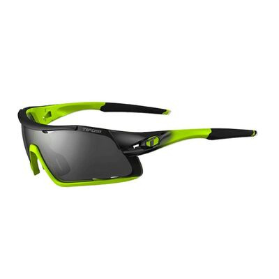 TIFOSI Davos Interchangeable Lens Sunglasses Race Neon