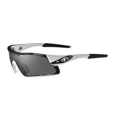 TIFOSI Davos Interchangeable Lens Sunglasses White/Black