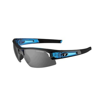 TIFOSI Synapse Interchangeable Lens Sunglasses Crystal Blue