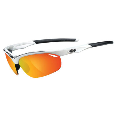 TIFOSI Veloce Interchangeable Lens Sunglasses Matt Black