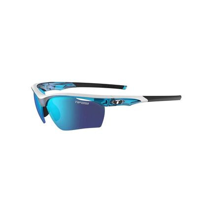 TIFOSI Vero Interchangeable Clarion Lens Sunglasses Skycloud/Clarion Blue/Ac Red/Clear