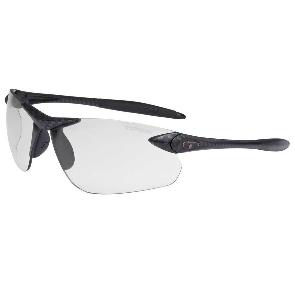 58262a33773 TIFOSI Seek Fc Carbon Fototec Light Night Lens Sunglasses Carbon ...