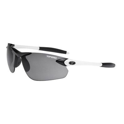 TIFOSI Seek Fc White/Black Fototec Smoke Lens Sunglasses White/Black
