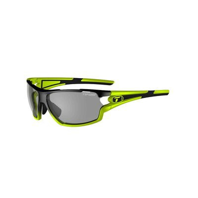 TIFOSI Amok Single Lens Eyewear 2019 Race Neon/Fototec Smoke