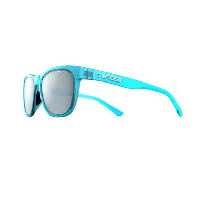 TIFOSI Swank Single Lens Eyewear 2019 Crystal Sky Blue/Smoke Bright Blue