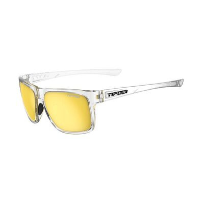 TIFOSI Swick Single Lens Eyewear 2019 Crystal Clear/Smoke Yellow