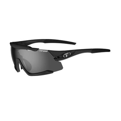 TIFOSI Aethon Interchangeable Lens Sunglasses 2019 Matte Black