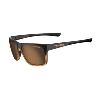 TIFOSI Swick Single Lens Eyewear 2019 Brown Fade/Brown