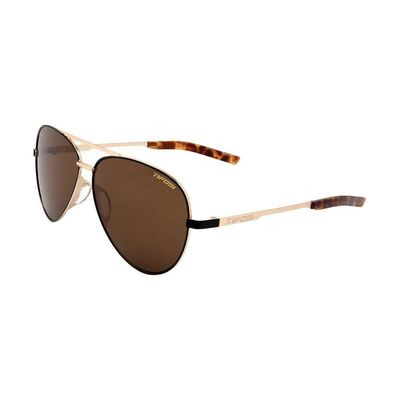TIFOSI Shwae Single Lens Eyewear Midnight Gold/Brown