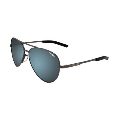 TIFOSI Shwae Single Lens Eyewear Graphite/Smoke Bright Blue