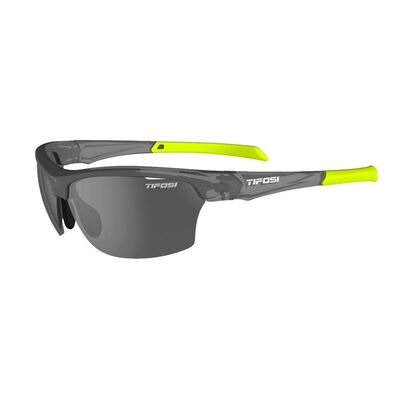 TIFOSI Intense Single Lens Sunglasses Matte Smoke/Smoke Lens