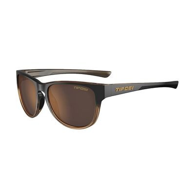 TIFOSI Smoove Single Lens Eyewear Mocha Fade/Brown