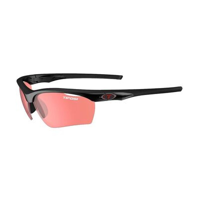 TIFOSI Vero Enliven Bike Red Lens Sunglasses Crystal Black/Enliven Bike Red