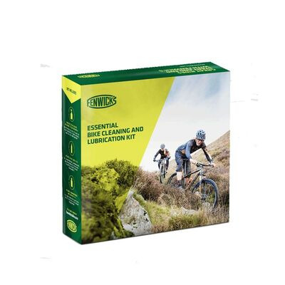 FENWICKS Essential Bike Cleaning & Lubrcation Kit