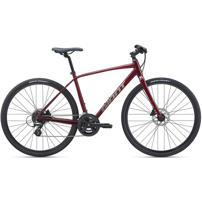 GIANT Escape 2 Disc Garnet 2021