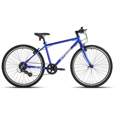 FROG BIKES Frog 73  Electric Blue  click to zoom image