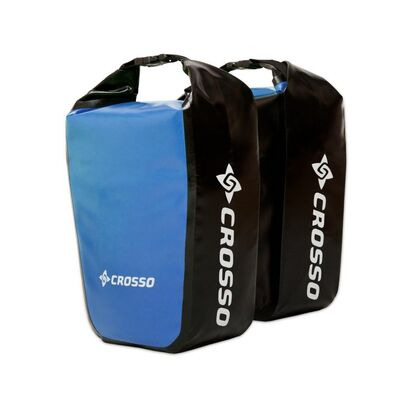 CROSSO Dry 30L (Pair) Universal  Light Blue  click to zoom image