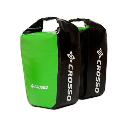CROSSO Dry 30L (Pair) Universal  Light Green  click to zoom image
