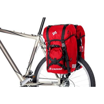 CROSSO Expert 40L (Pair) Universal  Red  click to zoom image