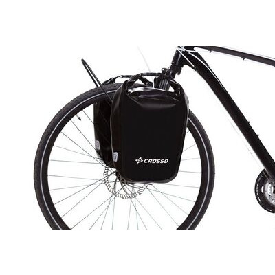 CROSSO Dry 30L Panniers Klickfix  click to zoom image