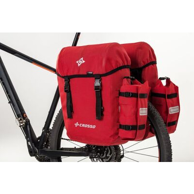 CROSSO Expert Big 66 Litre  Red  click to zoom image