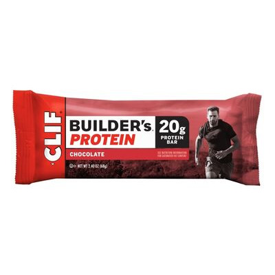 CLIF BAR Builders Chocolate