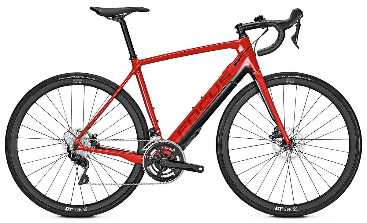 Focus Paralane2 6.8 electric road bike