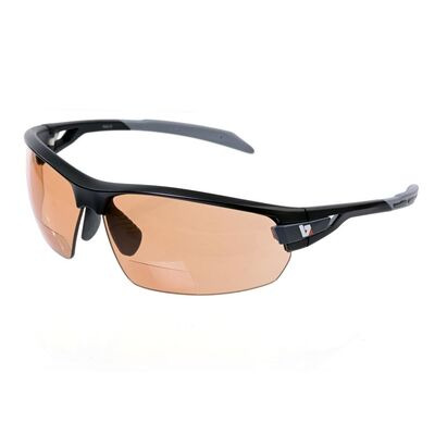 BZ OPTICS PHO Bi-focal Photochromic HD Lens Matt Black