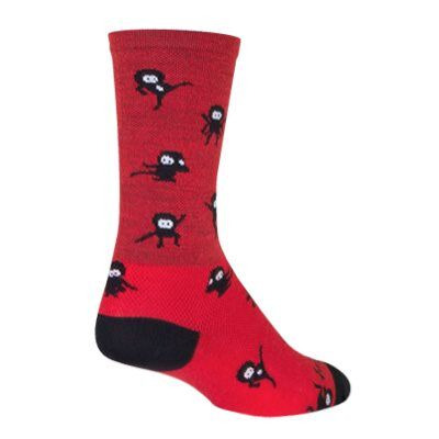 SOCK GUY Ninja Wool Socks