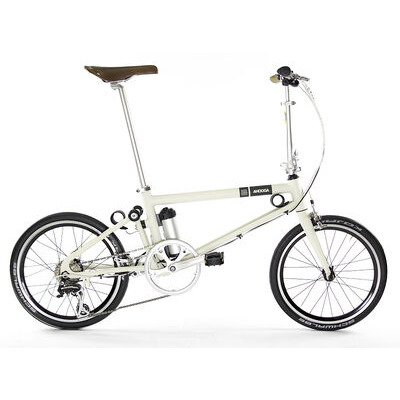 AHOOGA Essential + 24V 35Nm Folding Bike