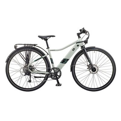 EZEGO Commute INT Blue Decal