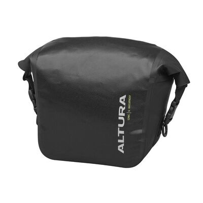 ALTURA Sonic 5 Waterproof Bar Bag: Black 5 Litre